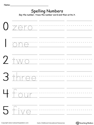 Tracing-and-Writing-Number-Words-0-5-Worksheet